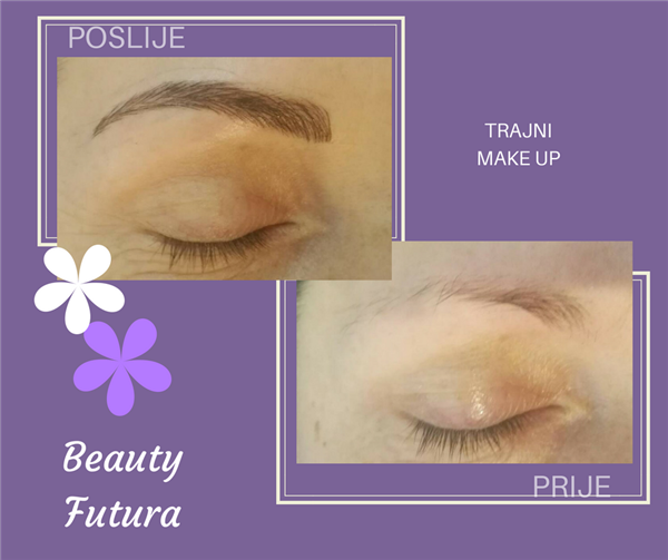Obrve-trajni make up