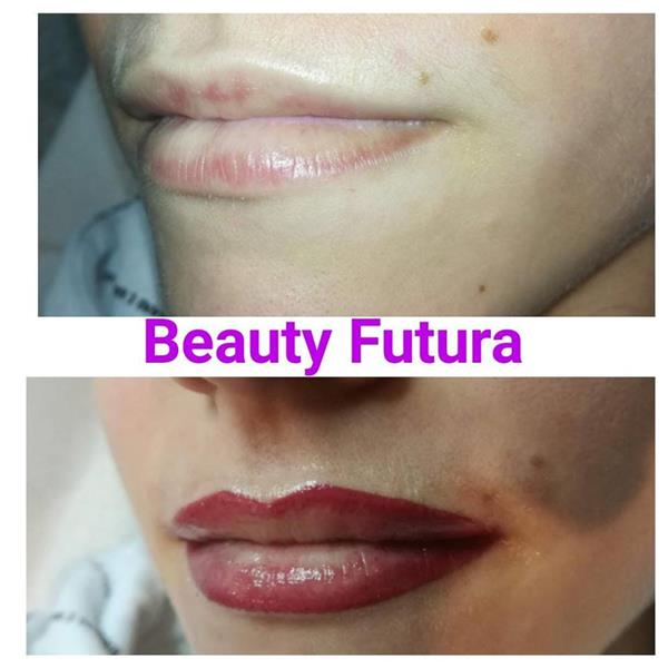 Beauty Futura trajni make up