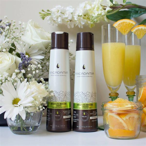 Macadamia Weightless Moisture Shampoo & Conditioner