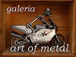 ART-METAL, VL. DAVOR DRILO - Galerija ART OF METAL Primošten logo