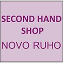 NOVO RUHO j.d.o.o. SECOND HAND SHOP logo